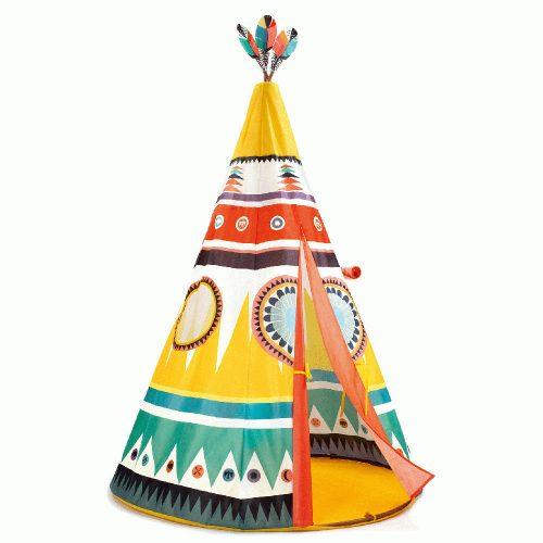 Indiánsátor - Teepee Djeco