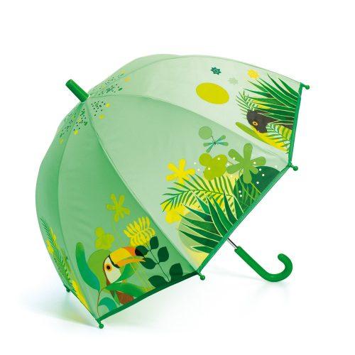 Esernyő - Trópusi dzsungel - Tropical jungle Djeco
