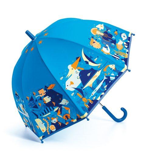 Esernyő - Tenger világa - Seaworld Djeco