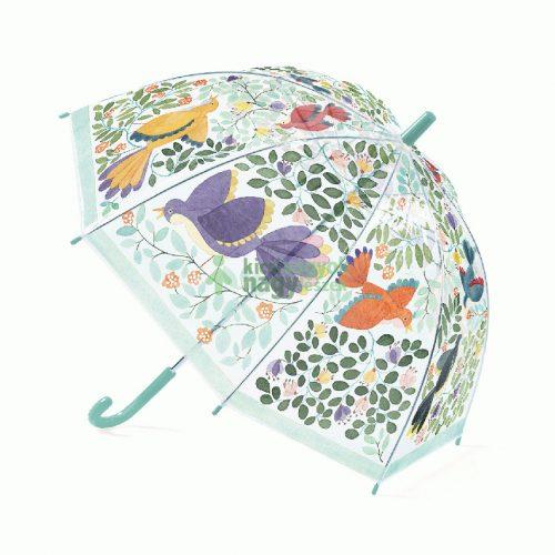 Esernyő - Virágok és madarak - Flowers & birds Djeco