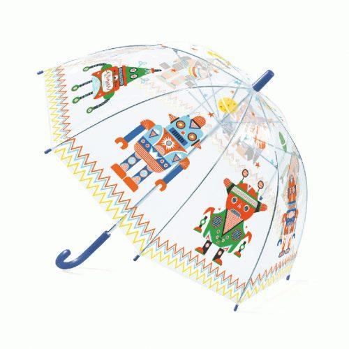 Esernyő - Robotok - Robots Djeco