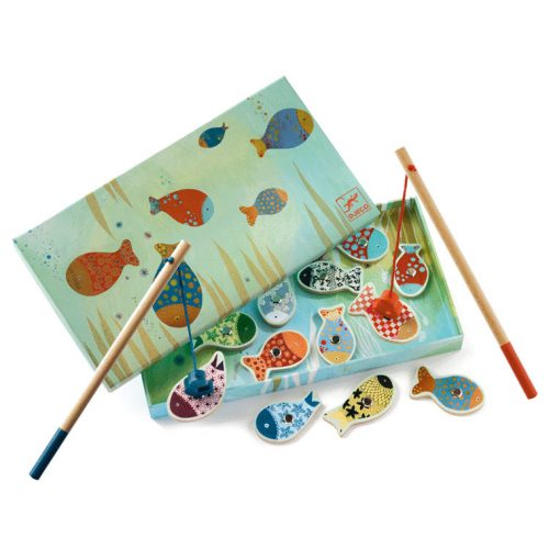 Horgász játék - Fishing dream Djeco