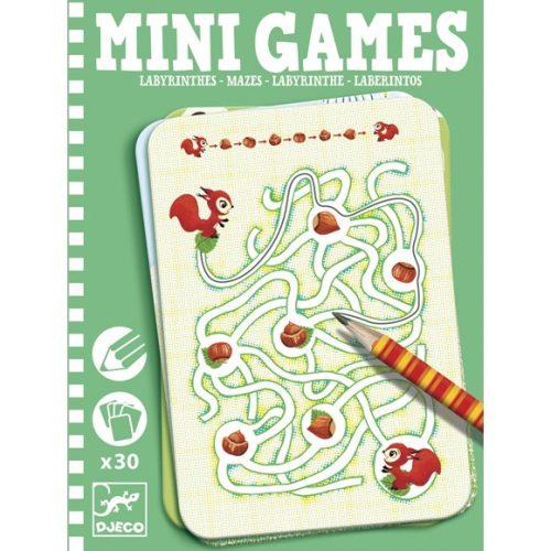 Mini játékok - Labirintusok - Mases by Ariane Djeco
