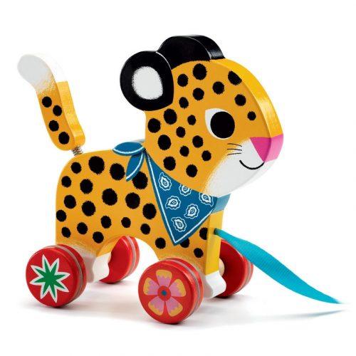 Húzós játék - Gréta jaguár Djeco