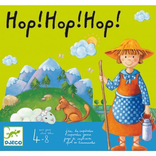 Társasjáték - Juh terelés - Hop ! Hop ! Hop ! Djeco
