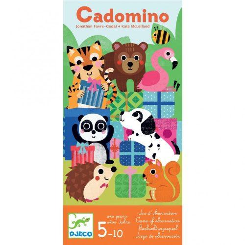 Társasjáték - Nyomkövető - Cadomino Djeco