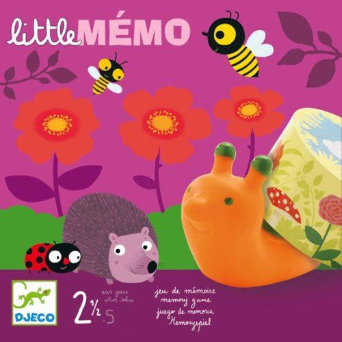 Memóriajáték - Egy kis memória - Little mémo Djeco