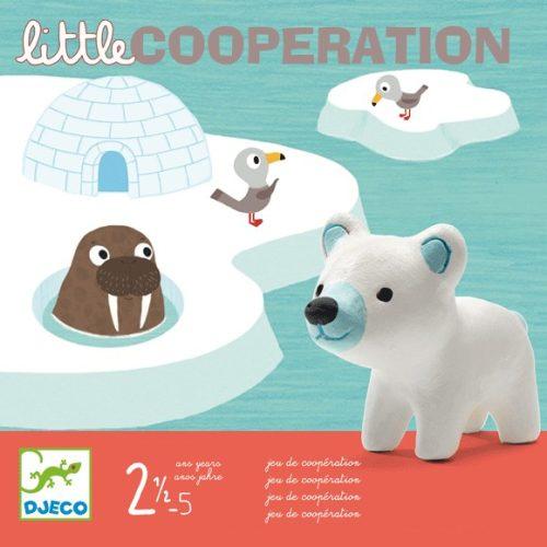 Társasjáték - Állatmentő - Little cooperation Djeco