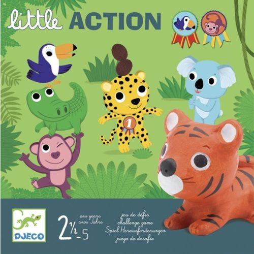 Társasjáték - Egy kis cselekvés - Little action Djeco