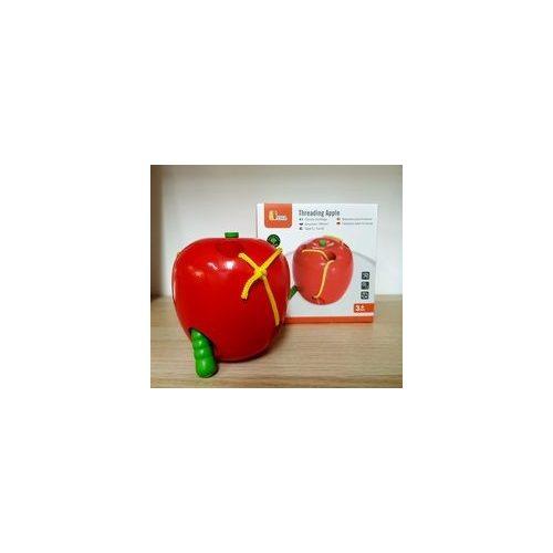Fűzőcske színes (alma)