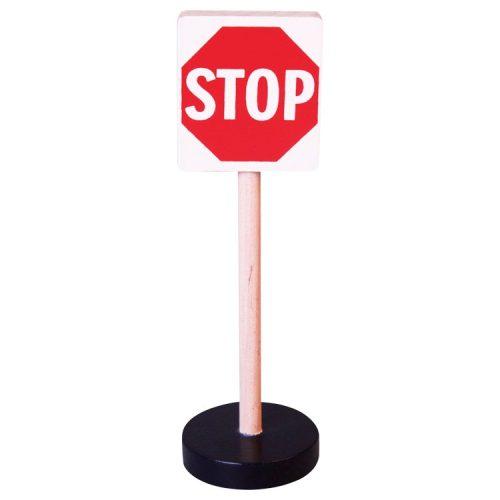 Közlekedési tábla - STOP
