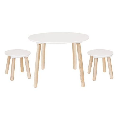 Asztal és székek Jabadabado