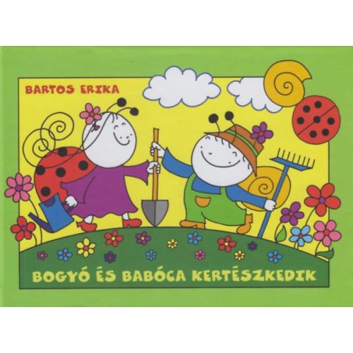 Bogyó és Babóca kertészkedik - Napraforgók, A gomba kalapja