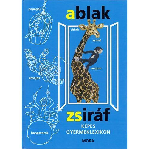 Ablak - Zsiráf - Képes gyermeklexikon