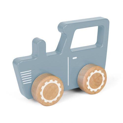 Traktor kék Little Dutch