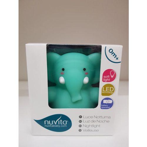 Éjszakai fény kicsi - elefánt Nuvita