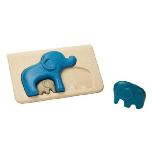 Kirakó - elefánt PlanToys