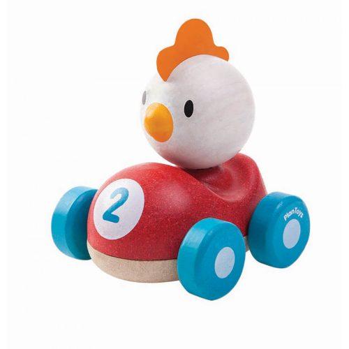 Csirkés versenyző PlanToys