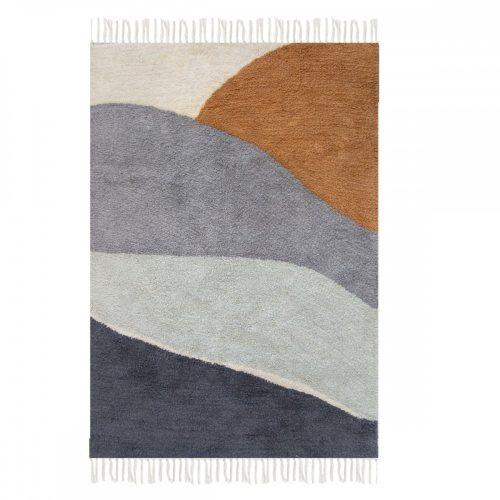 Gyerekszőnyeg kék horizont 130x90 cm Little Dutch