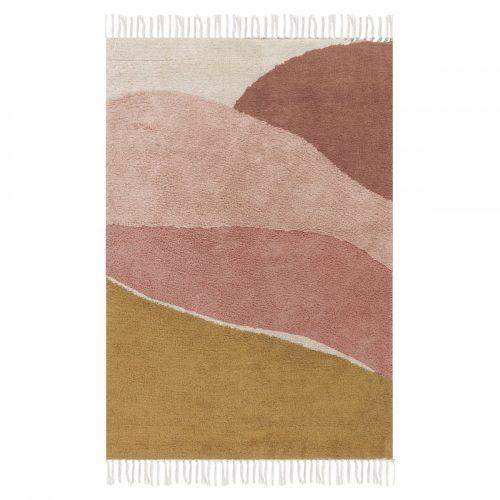 Gyerekszőnyeg pink horizont 130x90 cm Little Dutch