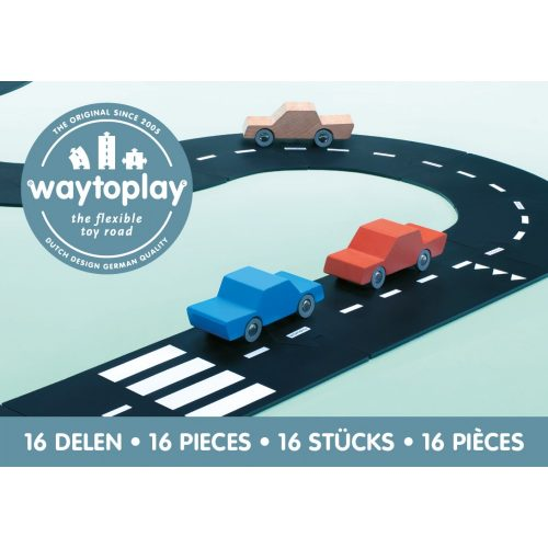 Rugalmas autópálya 16 db-os (Expressway) Waytoplay