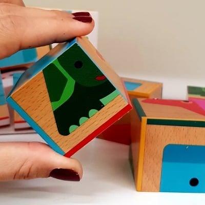 Ajándék ötletek - Az első önálló elfoglaltság - Kirakós játékok