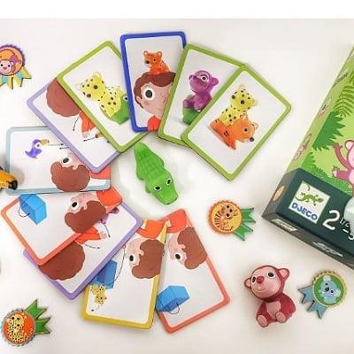 Ajándék ötletek - Az első társasjátékok 2,5 éves kortól